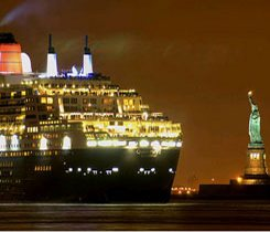 Hamburg, Germany to London (Southampton), UK cruise
